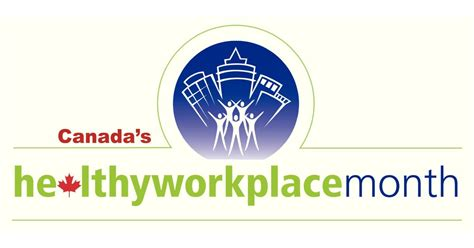 canadas healthy workplace month  web based resources