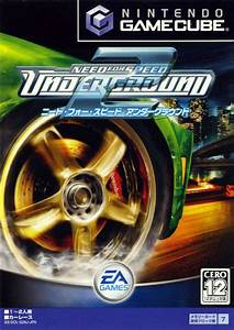 Need For Speed Underground 2 Box Shot For Gamecube Gamefaqs