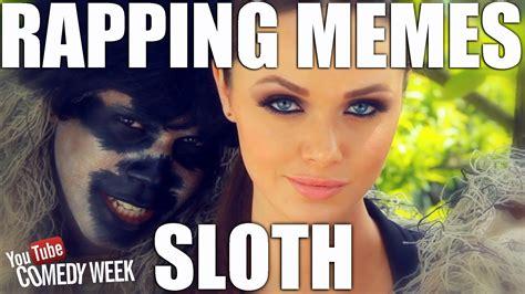 Rap Meme Rapping Memes Sloth On Itunes