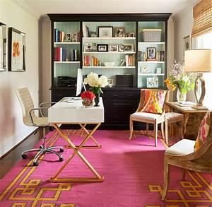 Small, Home, Office, Interior, Designs, Decorating, Ideas
