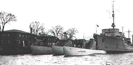 German U Boat Kiel by Uboat Net Boats Flotillas Bases Kiel Germany