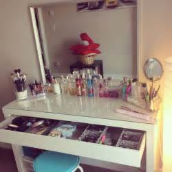 ikea malm dressing makeup table bedroom ideas