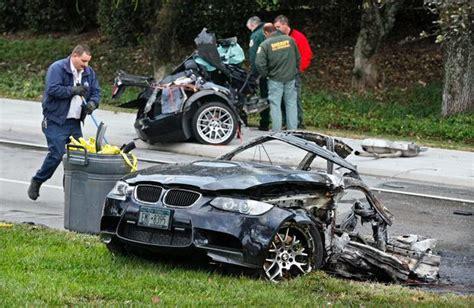 Bmw M3 Ripped Apart In Fatal Crash