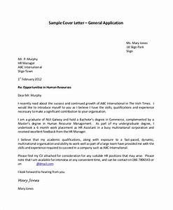 Free 7  Sample Cover Letter For Job In Ms Word