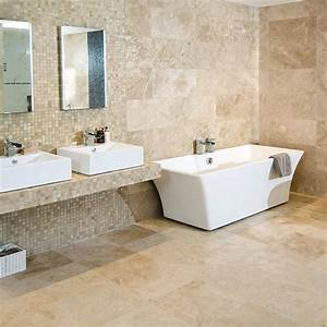 Premium, Classic, Beige, Rectangular, Honed, U0026, Filled, Travertine, Wall, Floor, Tile