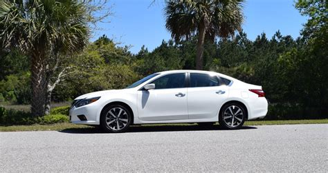 road test review  nissan altima sl  tim esterdahl