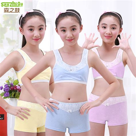 girls underwear small vest development period   years