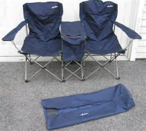 maccabee oversize heavy duty folding c boat chairs w travel storage