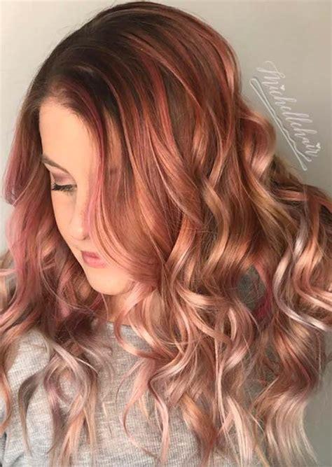 balayage hair trend  balayage hair colors highlights