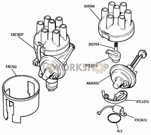 Detoxed Engine - Distributor Components