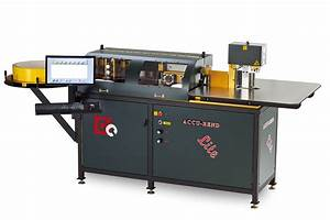 machine channel letter bender With accu bend channel letter machine