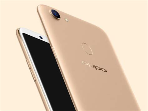 Oppo's Latest Ai Technology Makes Oppo F5 A One-of-its