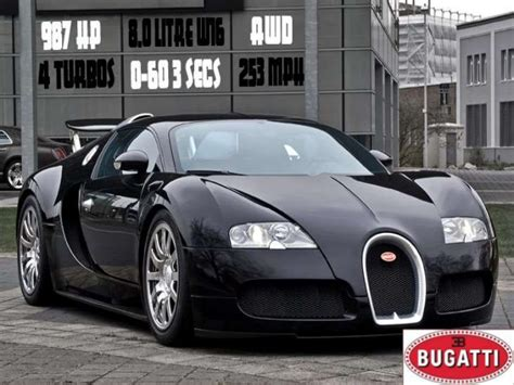 The Bugatti Made by The Bugatti Veyron How Its Made