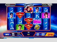 Superman Slot Machine Online ᐈ Playtech™ Casino Slots