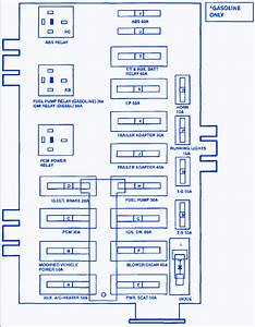 Diagram On 2002 Ford E250 Van Fuse Box