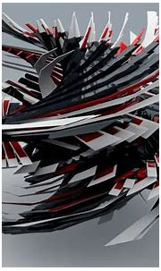 Abstract - RENDER 3D -2 by youssefchaou on DeviantArt