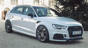 ABT39s Audi RS3 Sportback Is A 500PS Monster Hatch