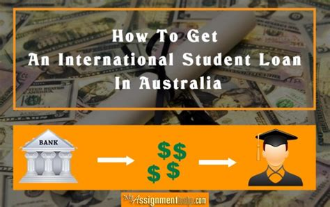 Personal Loan For International Students @australia