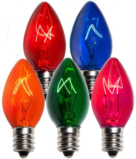 christmas light bulb  multicolor christmas light
