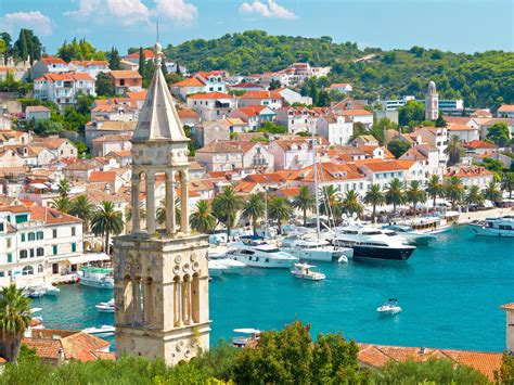 Best Croatia Best Croatian Islands Photos Cond 233 Nast Traveler