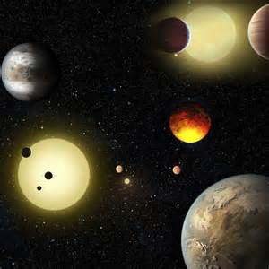 NASA says 1,284 new planets found outside our solar system ...