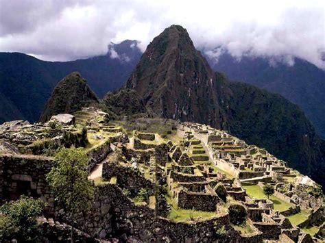 3d Pics Machu Pichu Nice Picture