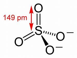 Sulfate  U2014 Wikip U00e9dia