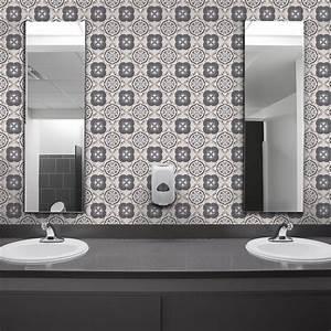 Stickers Carreaux De Ciment Cuisine : 30 stickers carreaux de ciment azulejos alinea cuisine ~ Melissatoandfro.com Idées de Décoration