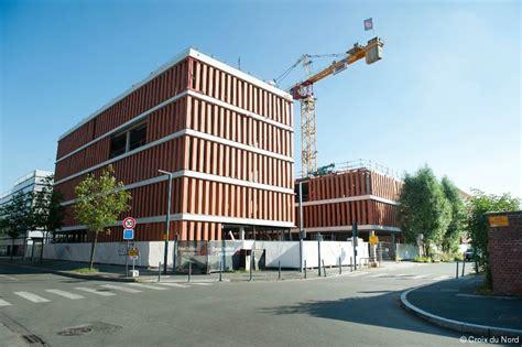 de la brique rouge pour des bureaux 171 article 171 croix du nord