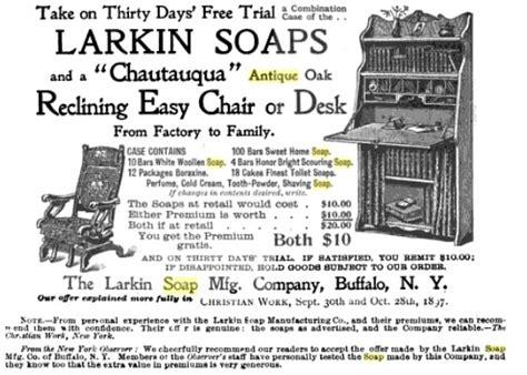 chautauqua desk larkin soap 18 best images about advertisements on