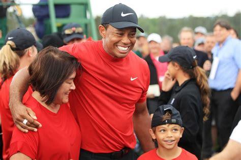 Justin Thomas jokes that Tiger Woods' son Charlie 'talks ...