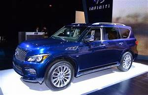2015 Infiniti Qx80 Shows Off New Look In New York