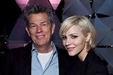 'If he's happy, we're happy': David Foster's daughter ...