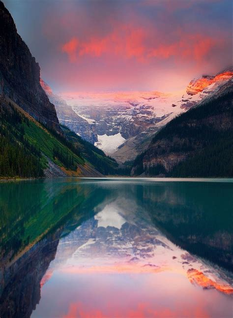 Lake Louise Banff National Park Dreamland Pinterest