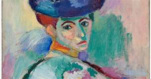 Henri Matisse, Femme au chapeau (Woman with a Hat), 1905 ...