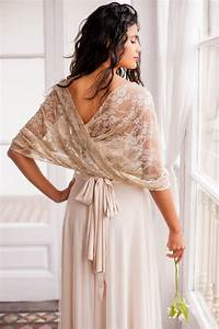 bridal cover up wedding lace shawl wedding gold lace With wedding dress cover up