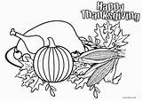 Coloring Pages Printable Thanksgiving Cool2bkids Getcolorings Duathlongijon sketch template