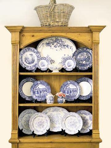 hydrangea hill cottage china displays
