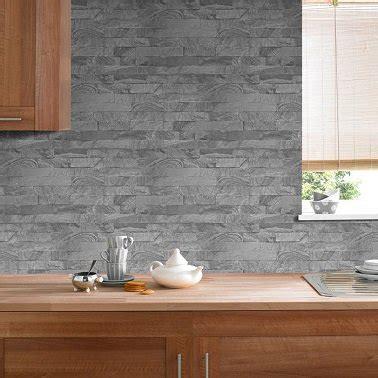 tapisserie de cuisine moderne papier peint cuisine 20 exemples déco pour l 39 adopter