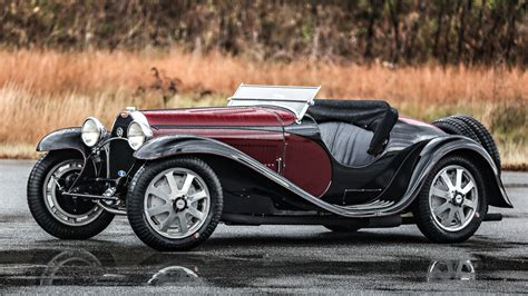 First Bugatti Type 55 Roadster Will Be Auctioned In