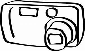 Whimsical Camera Clip Art at Clker.com - vector clip art ...