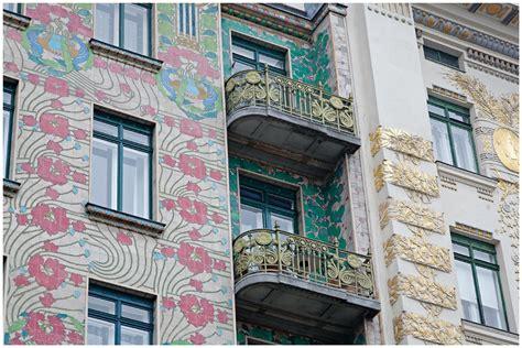 Jugendstil Iii  Ornamente Der Architektur Am Naschmarkt