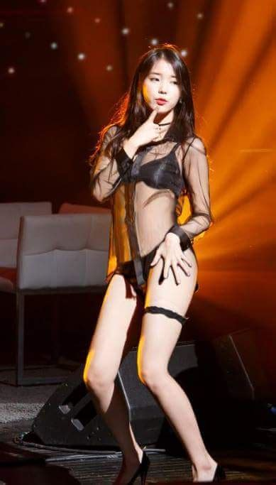 Korea Singer Iu Fake Post Your Amateur Photoshop Nudes