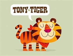 The Art of Matt Kaufenberg: Tony the Tiger