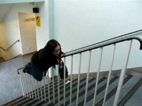 Sliding The Banister by Sliding A Bannister