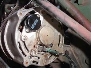 406  416 Alternator Wiring  Need Help