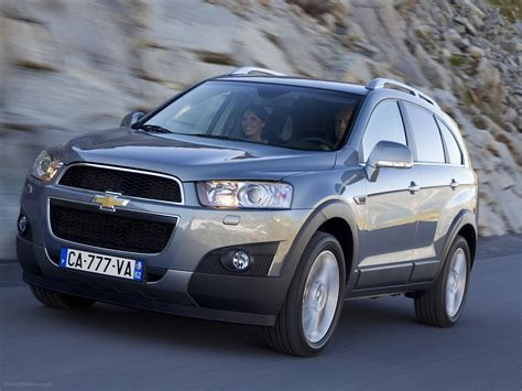 Chevrolet Captiva by Chevrolet Captiva 2012 Car Picture 07 Of 44