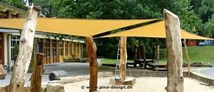 Sonnensegel Selber Bauen : sonnensegel f r kindergarten kita von pina design ~ Lizthompson.info Haus und Dekorationen