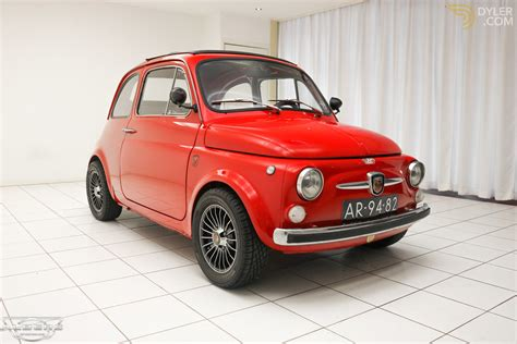 Fiat 500 For Sale by Classic 1971 Fiat 500 Abarth 595 For Sale 10913 Dyler