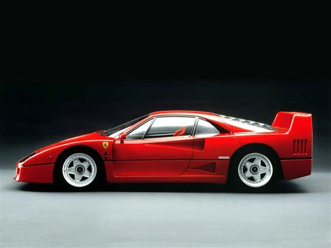 bilmodel.dk » Ferrari F40